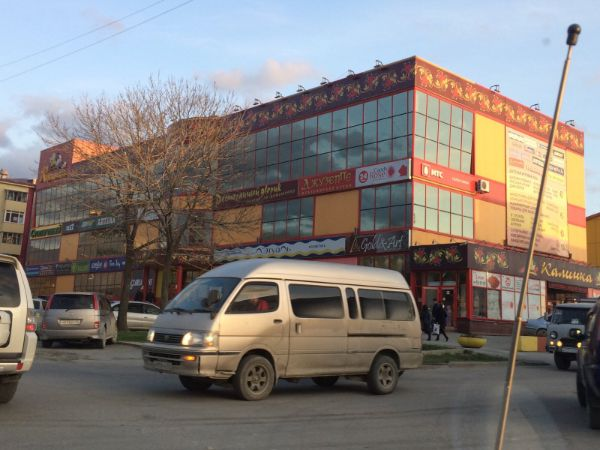 Торговый центр Калинка