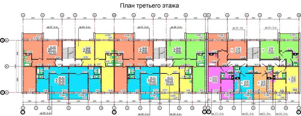жилой комплекс по ул. Спортивная, 7