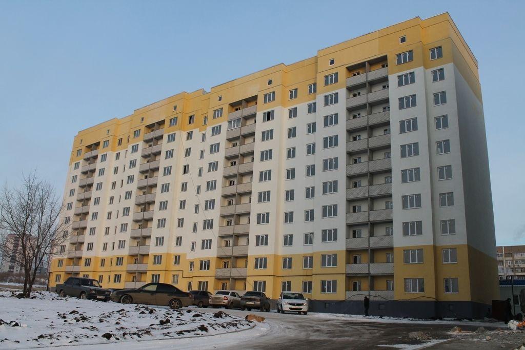 жилой комплекс Олимп-С