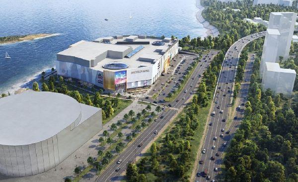 Торгово-развлекательный центр Brosko Mall (Броско Молл)