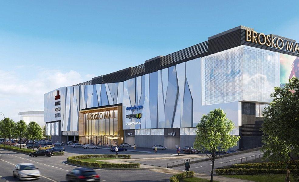 Торгово-развлекательном центре Brosko Mall (Броско Молл)