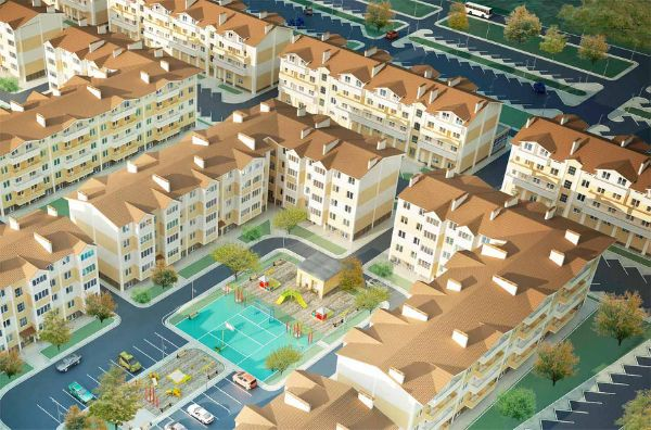 2-я Фотография ЖК «Зеленый город»