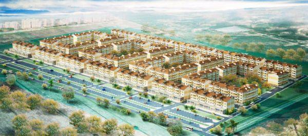 3-я Фотография ЖК «Зеленый город»