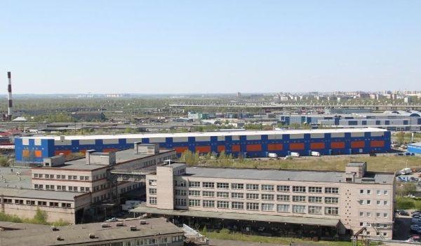 Офисно-складской комплекс на ул. Кубинская, 84