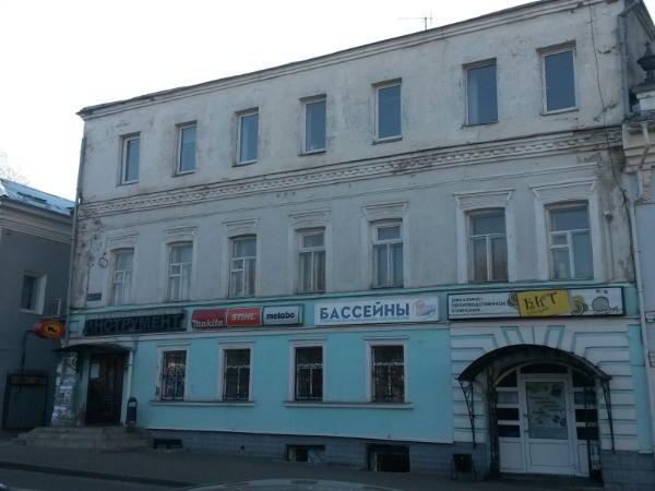 Бизнес-центр на ул. Девическая, 11