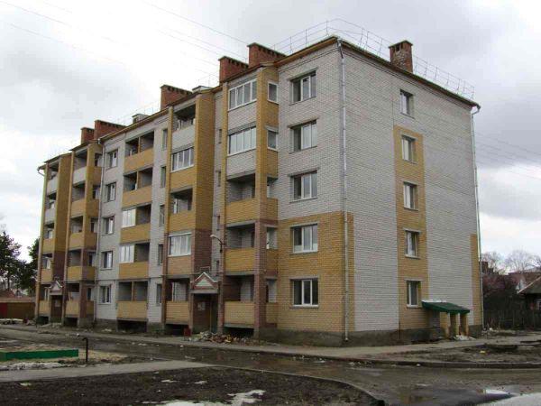 1-я Фотография ЖК «ул.Косточкина 20»