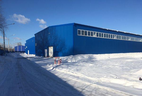 Офисно-складской комплекс Терминал-1