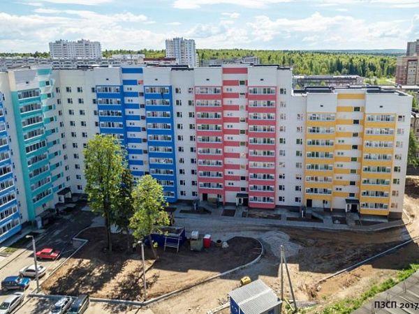 1-я Фотография ЖК «по ул. Молдавская, 10А»