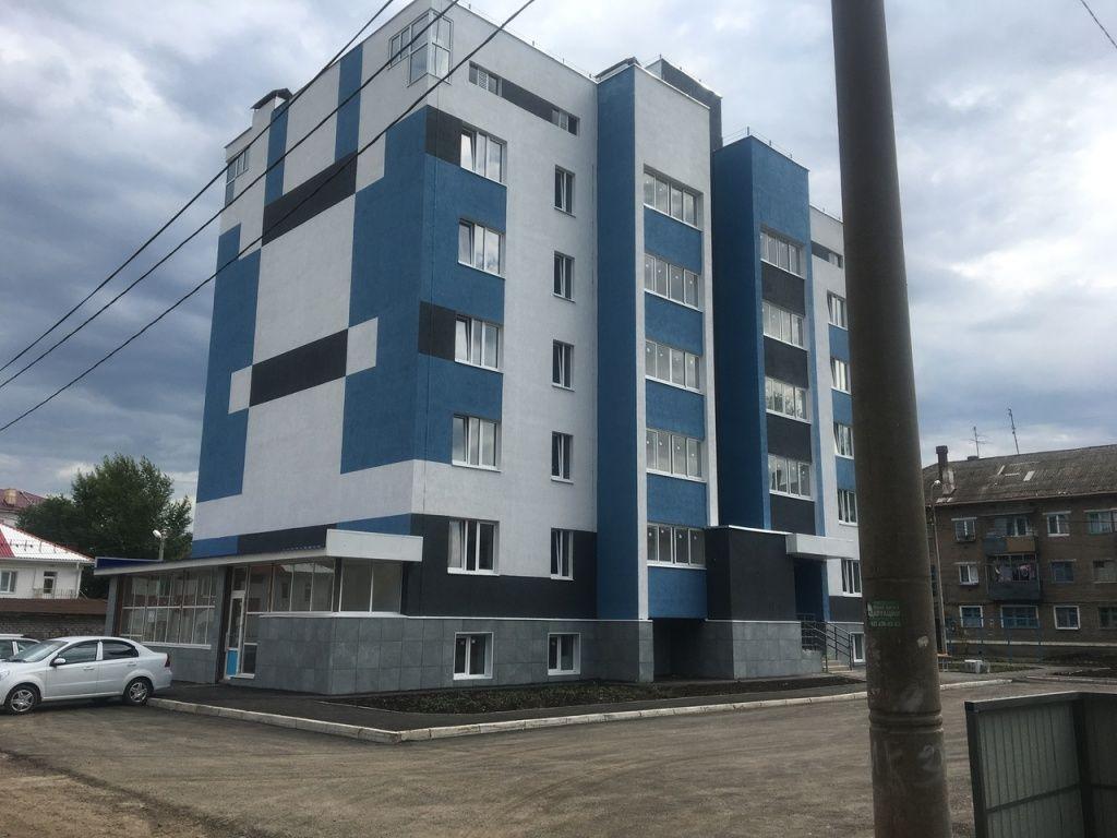 продажа квартир Ул. Паровозная 1Б