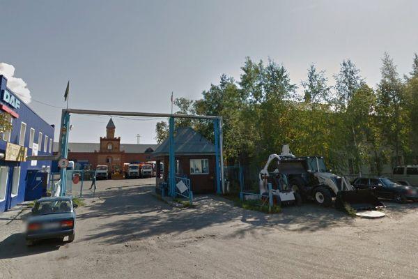 Офисно-складской комплекс на ул. Индустриальная, 6