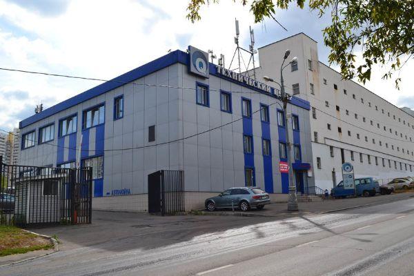 Отдельно стоящее здание на ул. Удальцова, 60