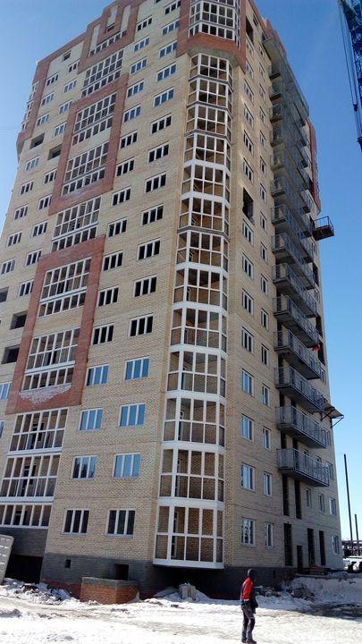 жилой комплекс по ул. Пригородная