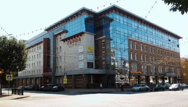 Бизнес-центр Гарда