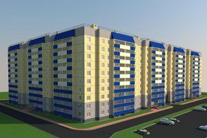 жилой комплекс Кингисепп, микрорайон 6