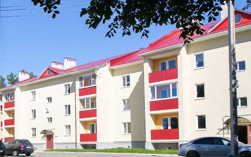 ЖК Раздолье, Центральная ул. 27
