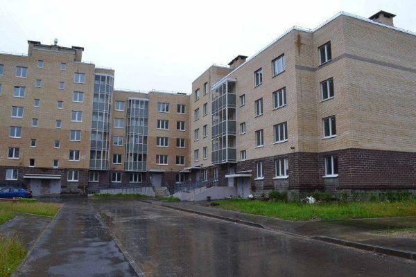 1-я Фотография ЖК «Романовский особняк, 1 очередь»