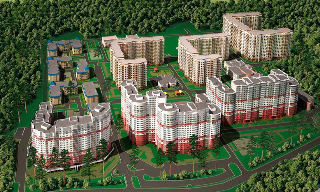 продажа квартир Леоновский парк