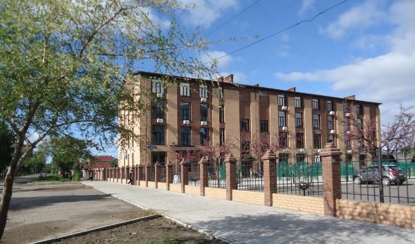 Офисное здание на ул. Горького, 300