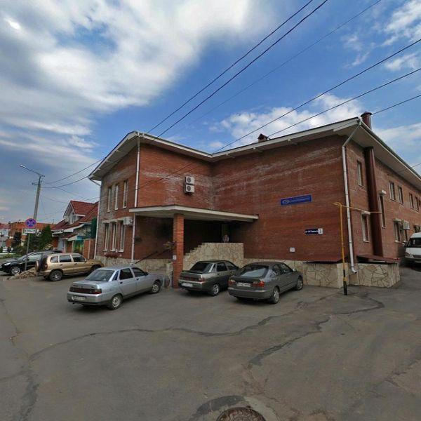 Деловой центр на ул. Горького, 3