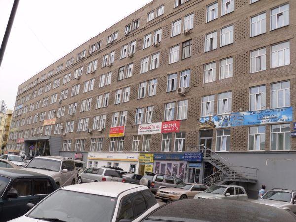 Деловой центр На Октябрьской