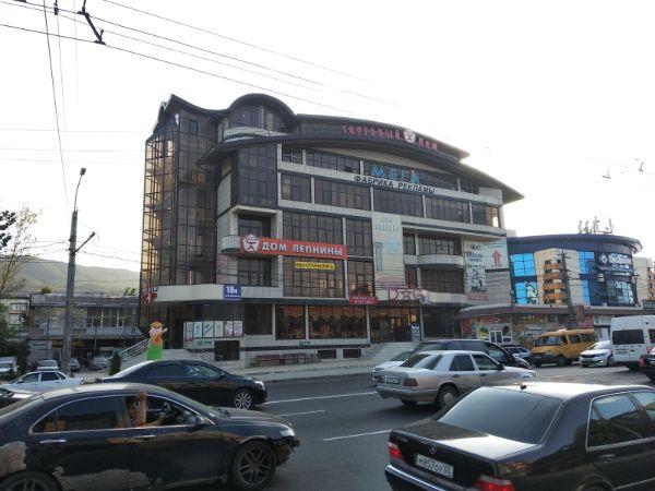 Торгово-офисный комплекс СССР