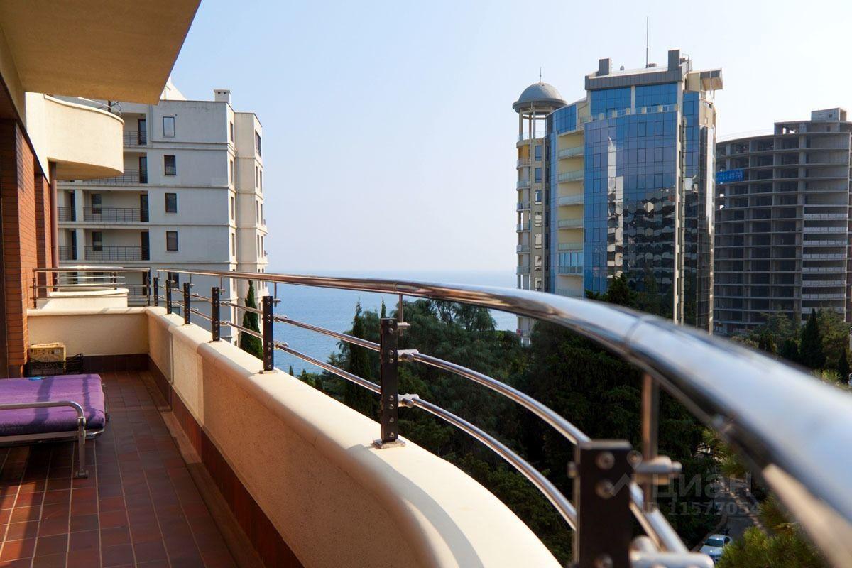Продаю двухкомнатную квартиру 87.3м² проезд Парковый, 2, Ялта, Крым респ. - база ЦИАН, объявление 172778336