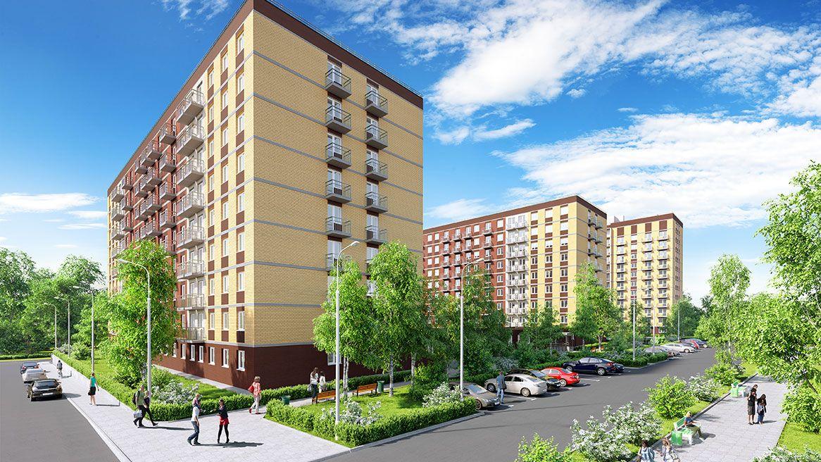 купить квартиру в ЖК Истомкино Парк 2