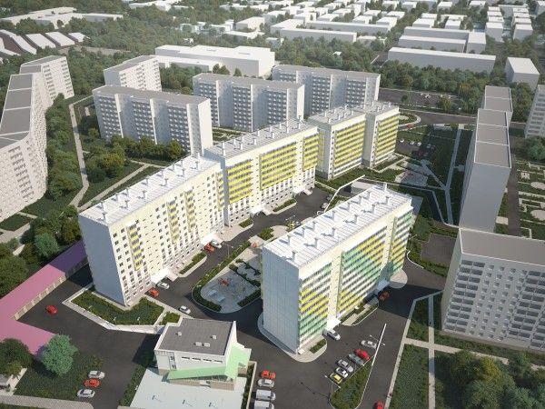 купить квартиру в ЖК Даурский