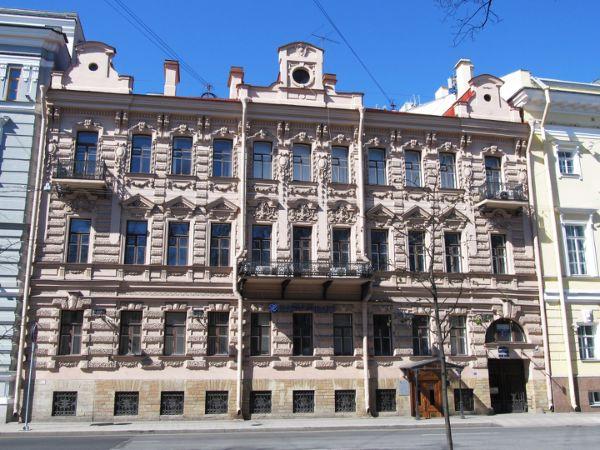 Бизнес-центр Адмиралтейский дом