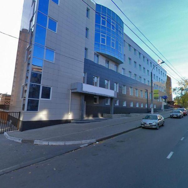Офисное здание на ул. Радищева, 24