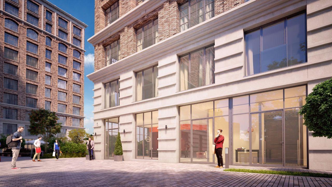 жилой комплекс Docklands2 (Докландс2)