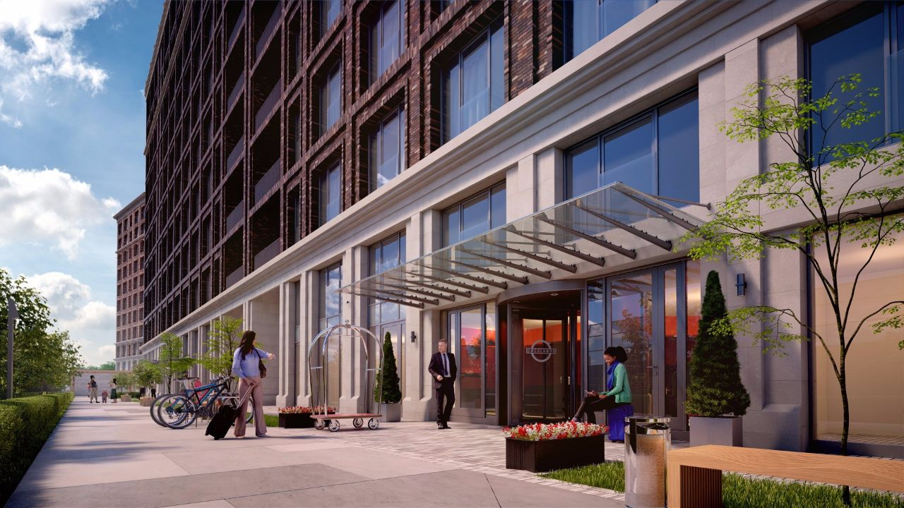 продажа квартир Docklands2 (Докландс2)
