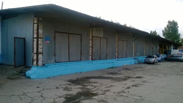 Складской комплекс на ул. Ближняя, 3к3