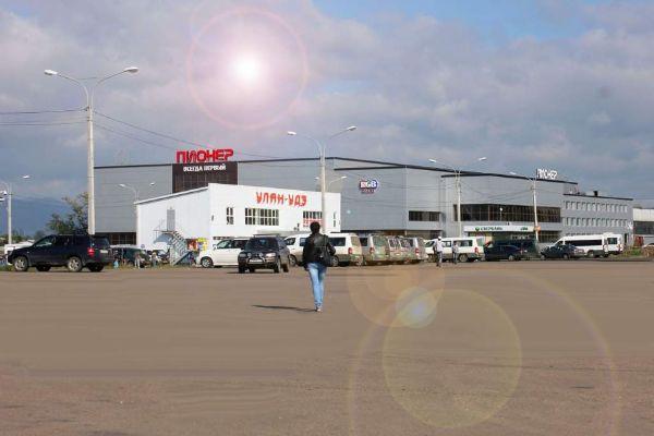 Торгово-развлекательный центр Пионер