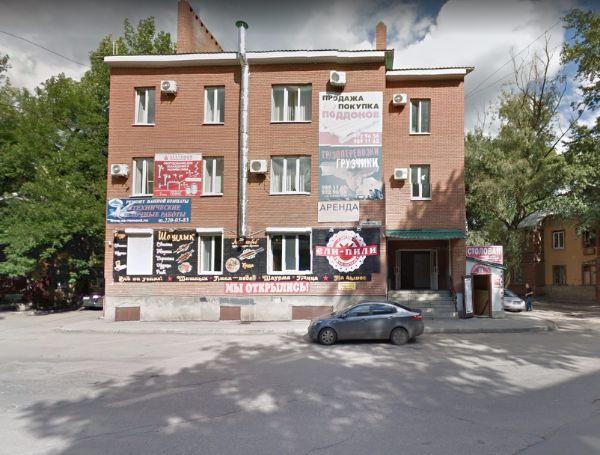 Отдельно стоящее здание на ул. Елизарова, 23