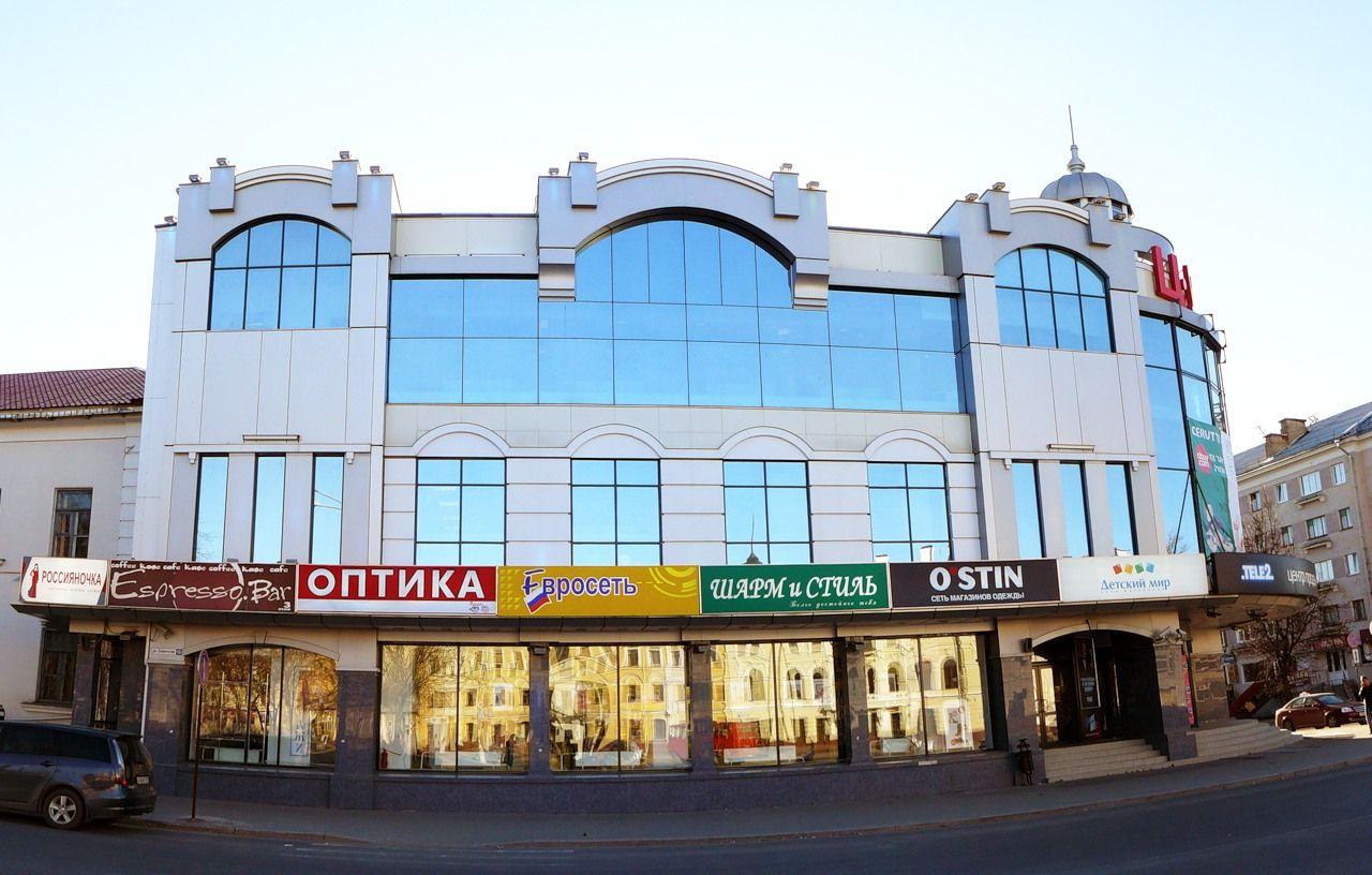 Торговом центре ЦУМ