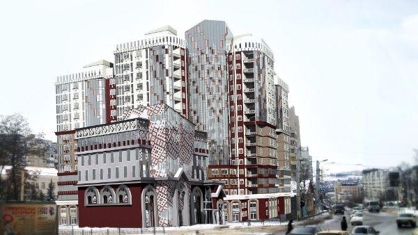 1-я Фотография ЖК «Вокзальная 26а»