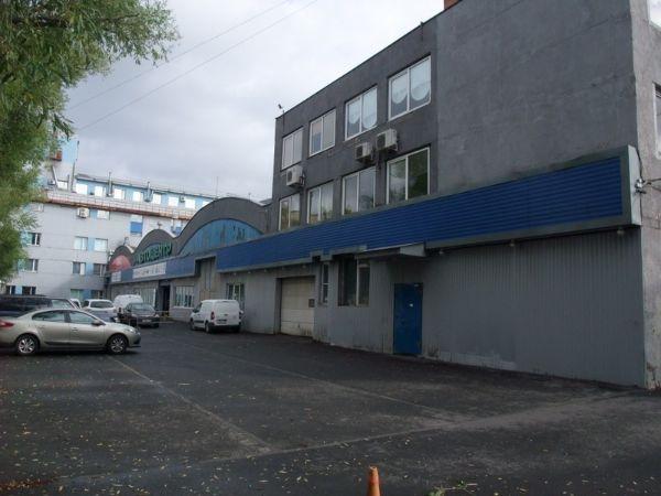 Офисно-производственный комплекс на ул Трефолева, 4к1