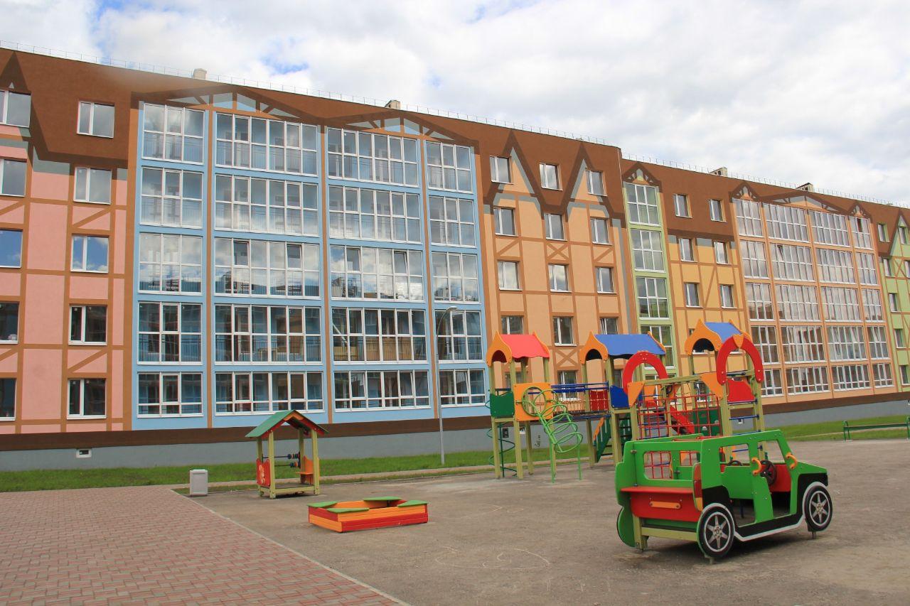 ЖК Кошелев Проект