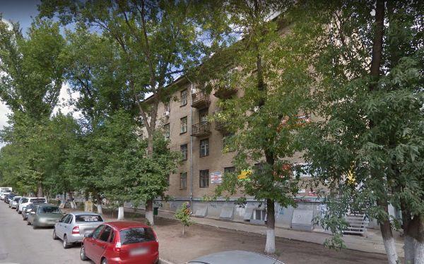 Отдельно стоящее здание в 1-м Безымянном переулке, 9