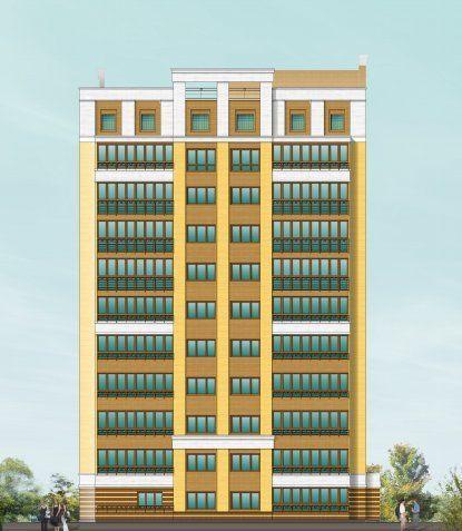 жилой комплекс Затонский