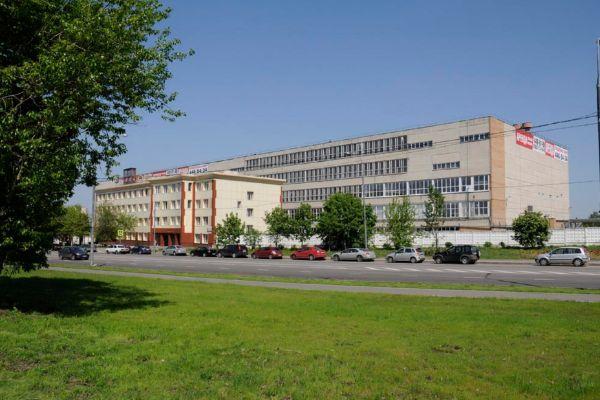 Офисно-складской комплекс Моссахар