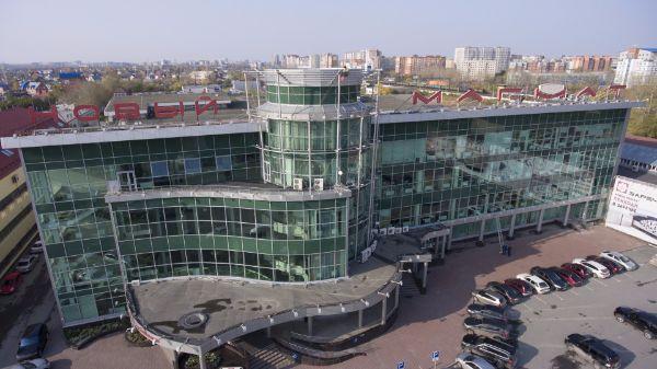 Торговый центр Новый Магнат