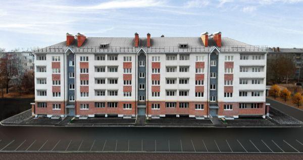 1-я Фотография ЖК «Дом на Нижегородской»