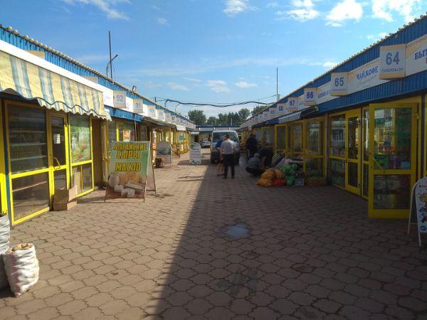 Торговый центр Рынок Ушаковский