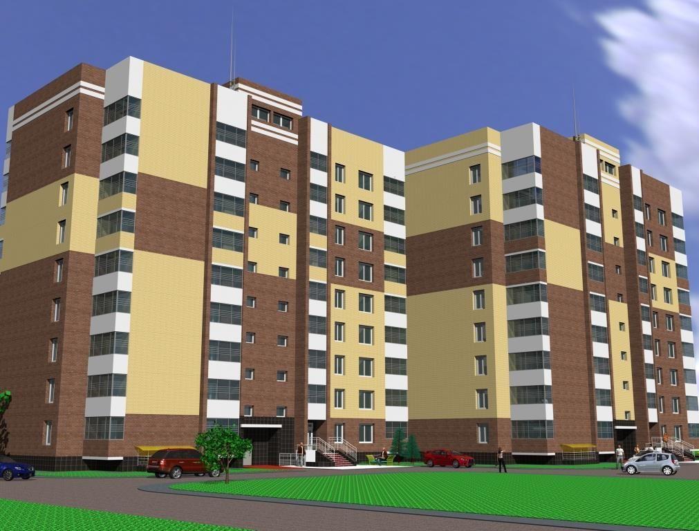 купить квартиру в ЖК по ул. Бурова