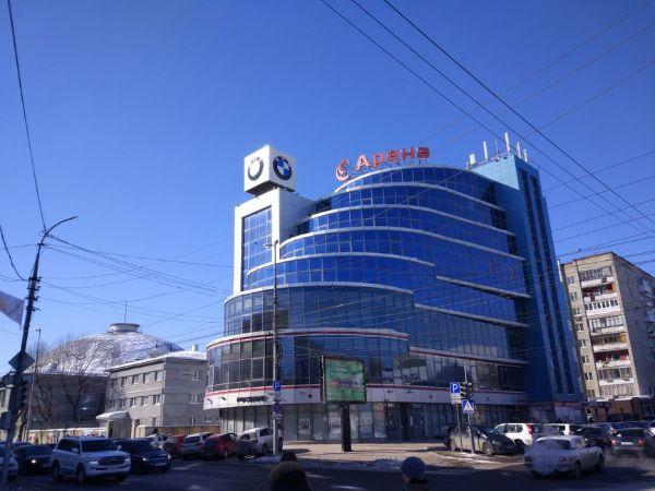 Торгово-офисный комплекс Арена