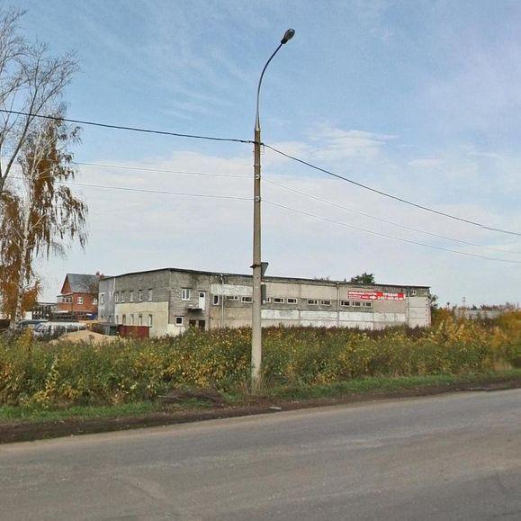 Производственно-складской комплекс на ул. Чекистов, 2В