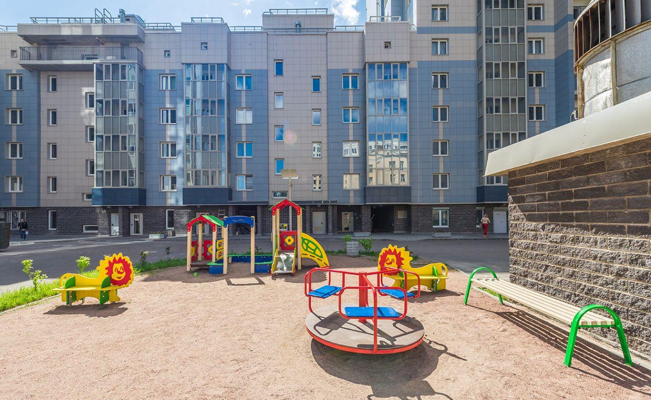 жилой комплекс Небо Москвы