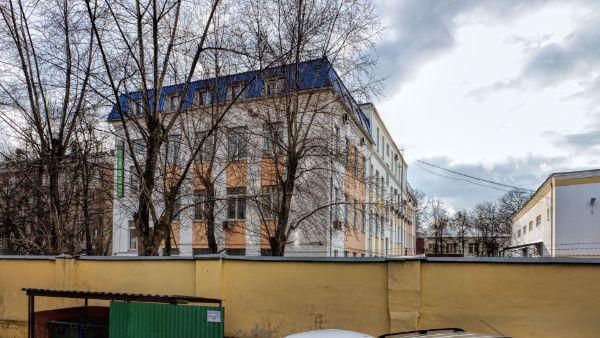 Офисное здание на ул. 1-я Владимирская, 10А